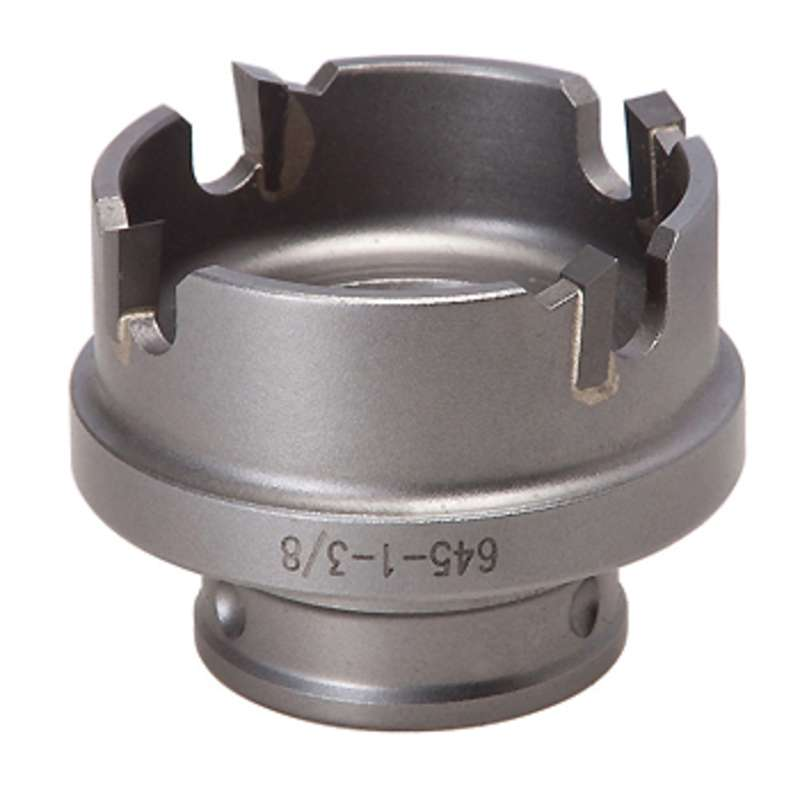 """Kwik Change™ Stainless Steel Carbide Tipped Hole Saw Cutter Head, 1-1/8"""""""
