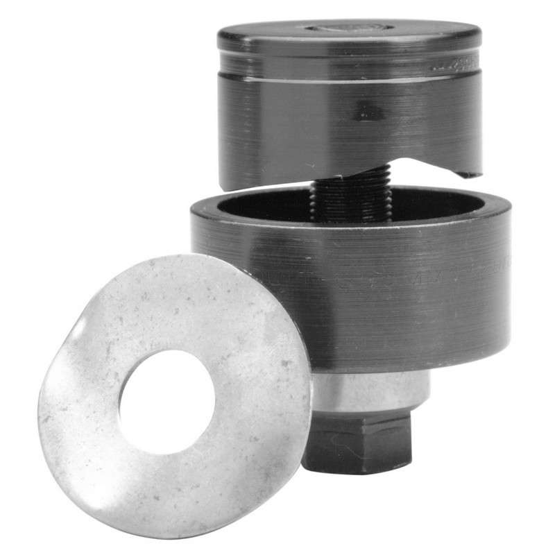 Standard Round Knockout Punch Unit, Hole Size 2.362""