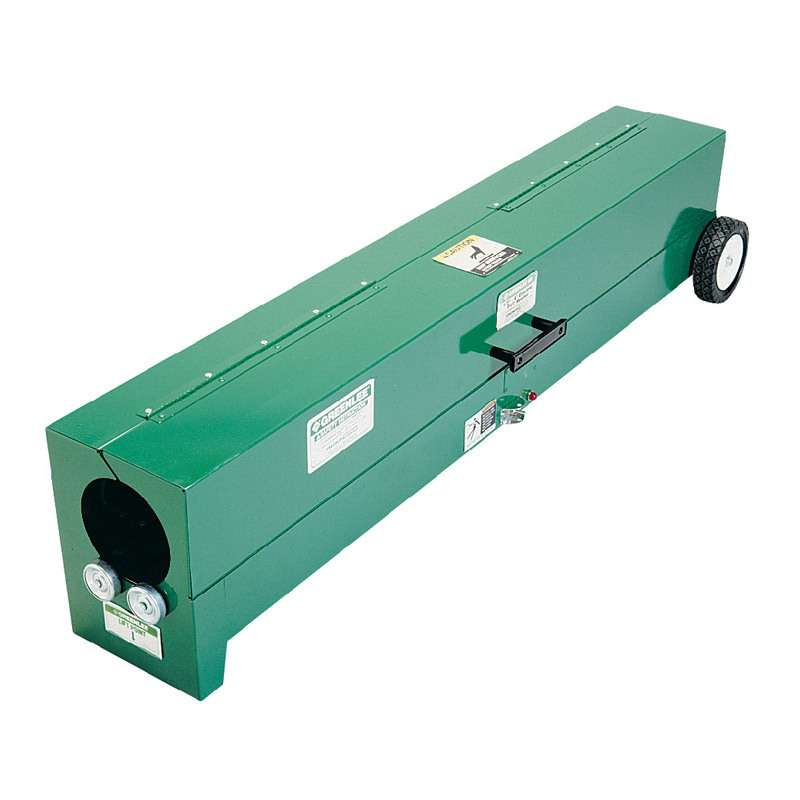 """Electric PVC Heater / Bender for 1/2"""" to 4"""" PVC, All Schedules"""