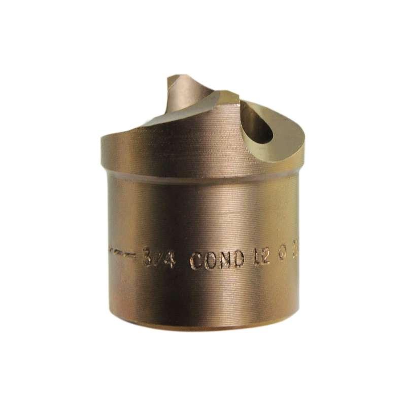 """Slug-Splitter® SC Knockout Replacement Conduit Punch, Hole Size 1-11/16"""""""