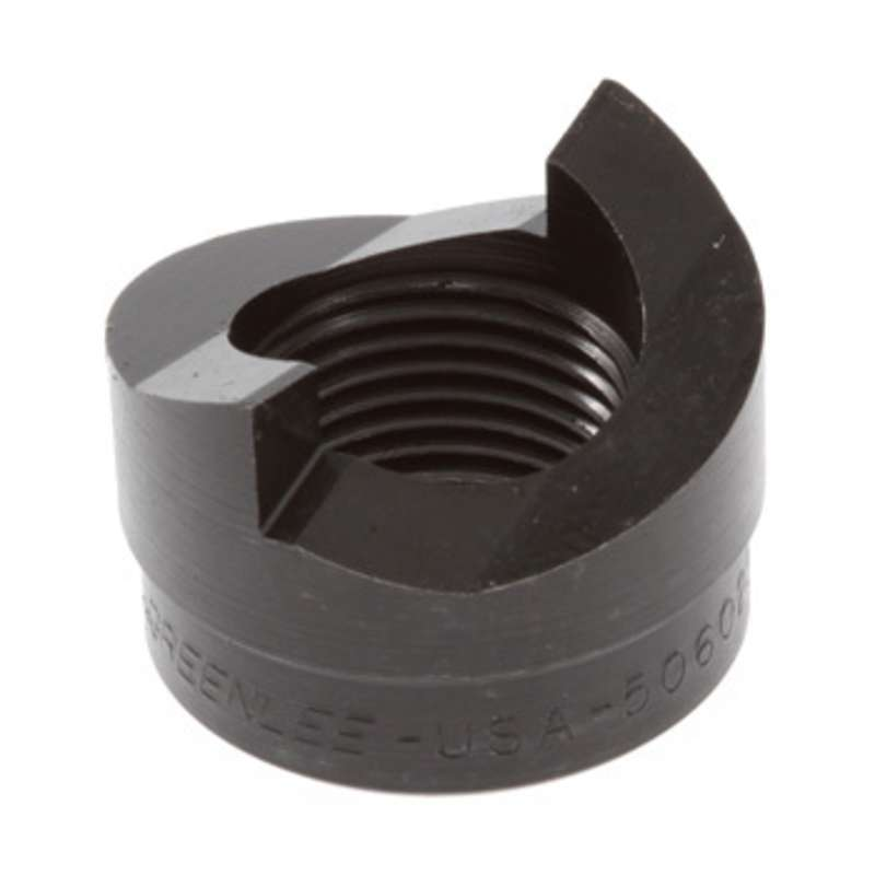 Slug-Buster® Knockout Replacement Conduit Punch, Hole Size .803""