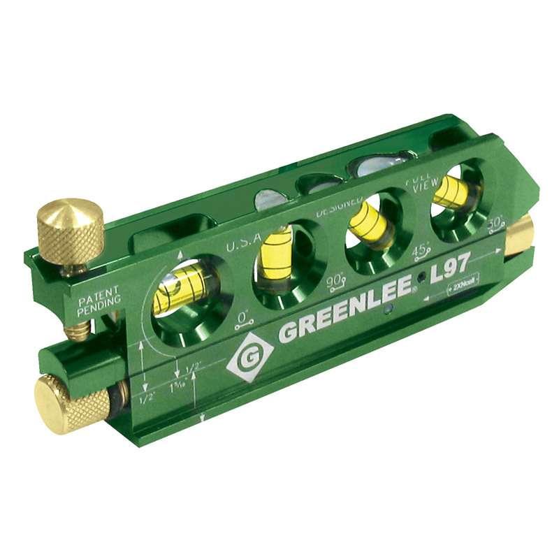 """Mini Magnetic Laser Level, 5-5/8"""" Length"""