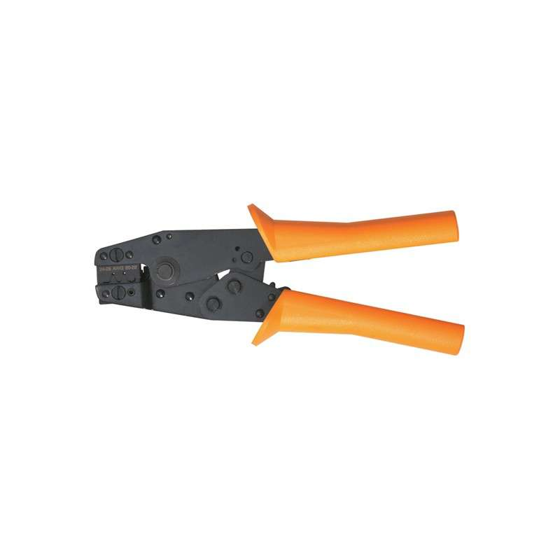 Series Crimper Open Barrel 28-20 AWG Open D-Sub Pins Solid or Stranded