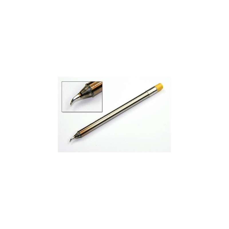 T31 Series 30° Bent Solder Tip for FX-100 Soldering Station, 6.6mm