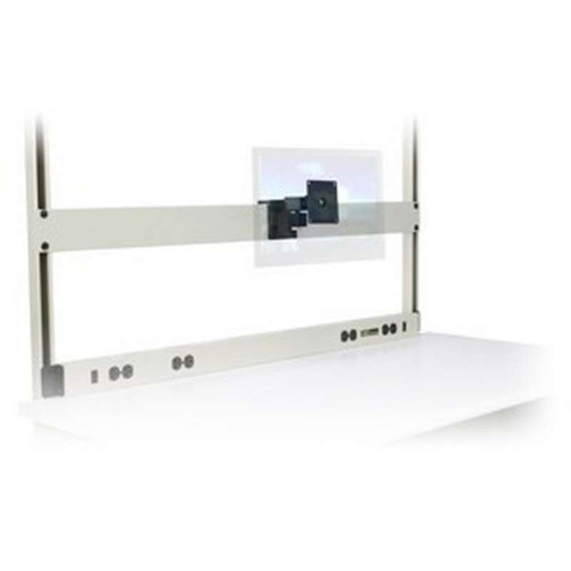 Quick Ship Flat Panel Display Mount for PS & PAS Series