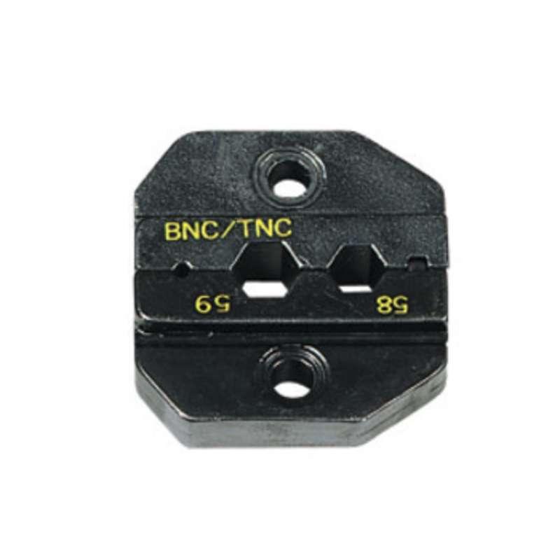 Combination RG-58, RG-59/62, and BNC/TNC Die Set for Crimpmaster™ Crimpers