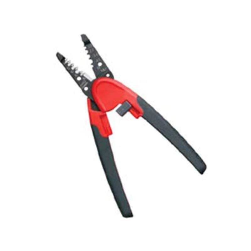 Kinetic Super Wire Stripper 8-16 AWG Stranded w/ Bolt Cutters