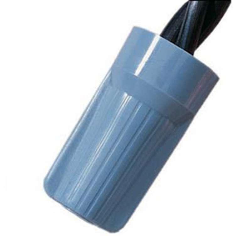 B-CAP Wire Connector 600V 14-6 AWG 25 Per Box, Blue/Grey