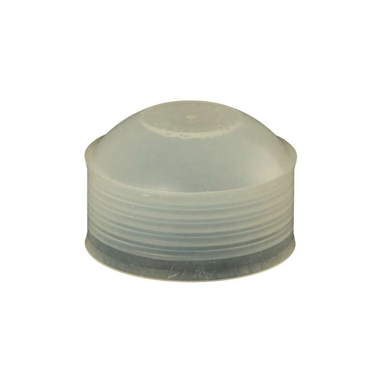 "Cartridge Plunger, Clear, 1-5/8"" Dia."