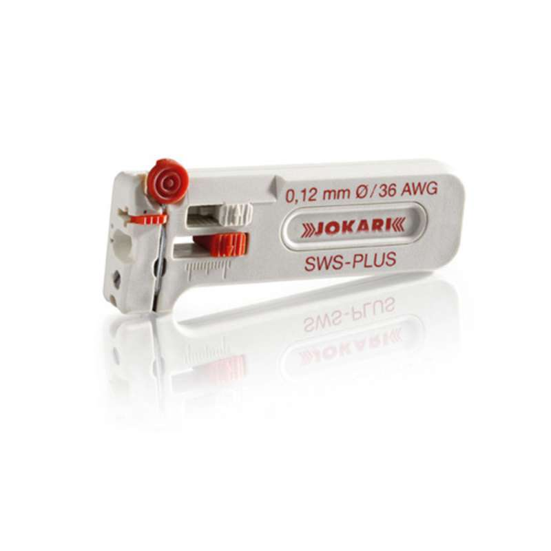 SWS-Plus Model 012 Mini Precision Stripper for Solid and Stranded Wires for 36 AWG (0.12mm) Diameter