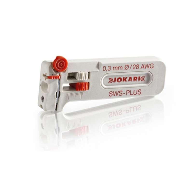 SWS-Plus Model 030 Mini Precision Stripper for Solid and Stranded Wires for 28 AWG (0.30mm) Diameter