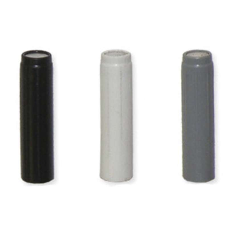 """Magnamole Magnetic Caps, 2 each .145"""" (White), .173"""" (Grey), and .205"""" (Black) for MM-800"""