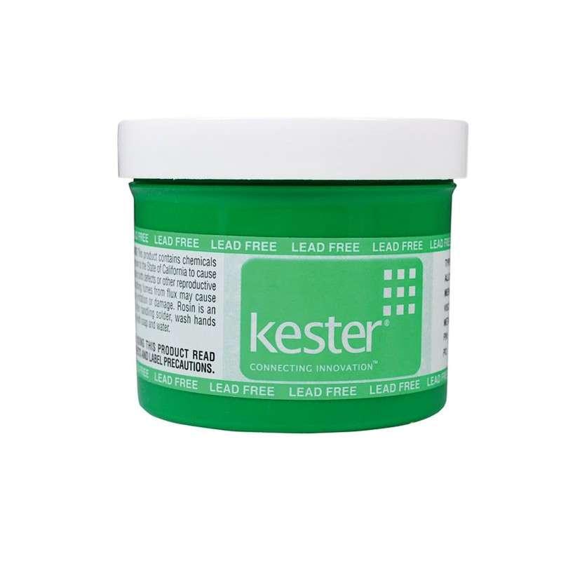 NXG1 Series Lead Free No-Clean Solder Paste, Type 3, SAC305, 500g Jar