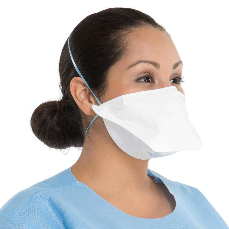 kimberly clark mask n95