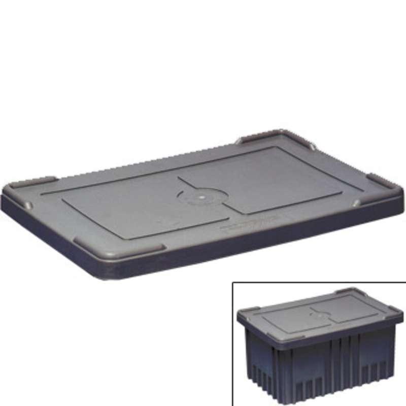 Divider Box Cover, Primary Color Black, Black