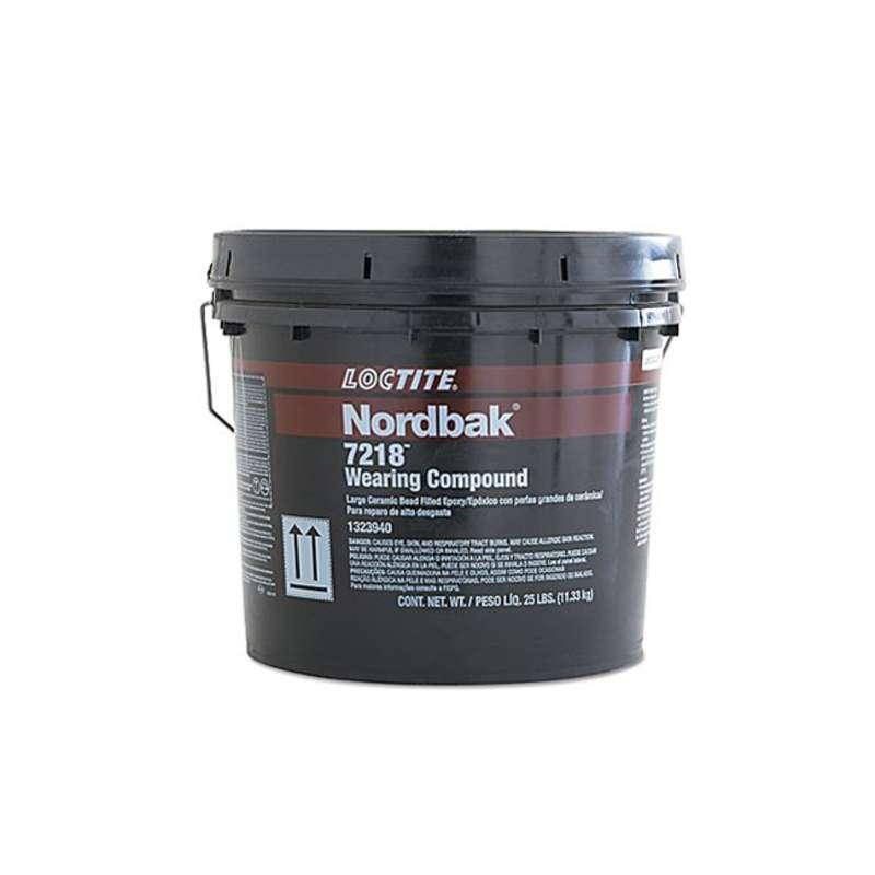 7218 Nordbak® Ceramic-Filled Wearing Compound, 25lb Kit
