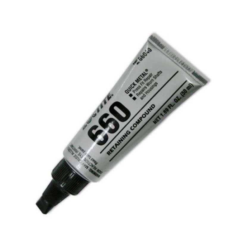 660™ Quick Metal® Retaining Compound, Press Fit Repair , 6 ml Tube
