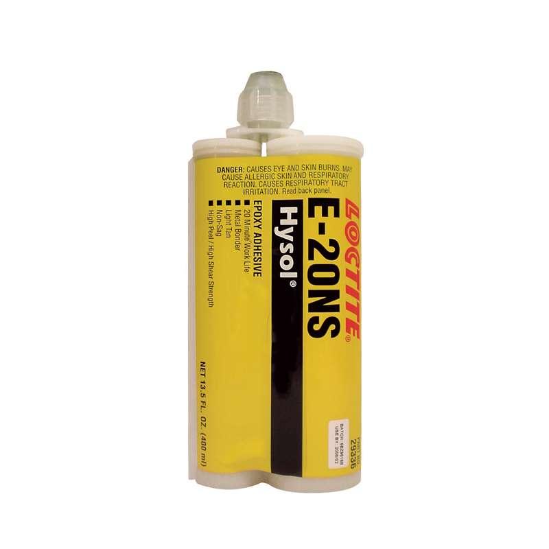 E-20NS? Hysol® Adhesive, Non-sag, Low Odor