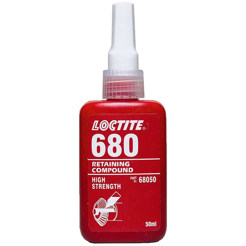 680™ Retaining Compound, Slip Fit, High Strength, 50 ml Bottle