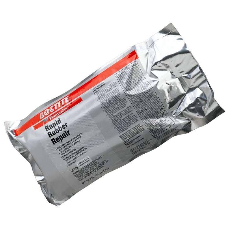 Fixmaster™ Rapid Rubber Repair Kit, Urethane, Black, 400mL Cartridge (Requires Applicator Dispenser)