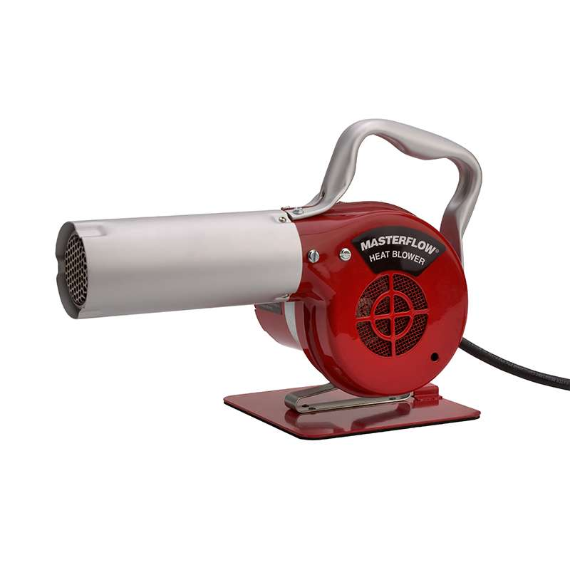 Masterflow Heavy-Duty Industrial Quality Continuous Heat Blower, 500°F