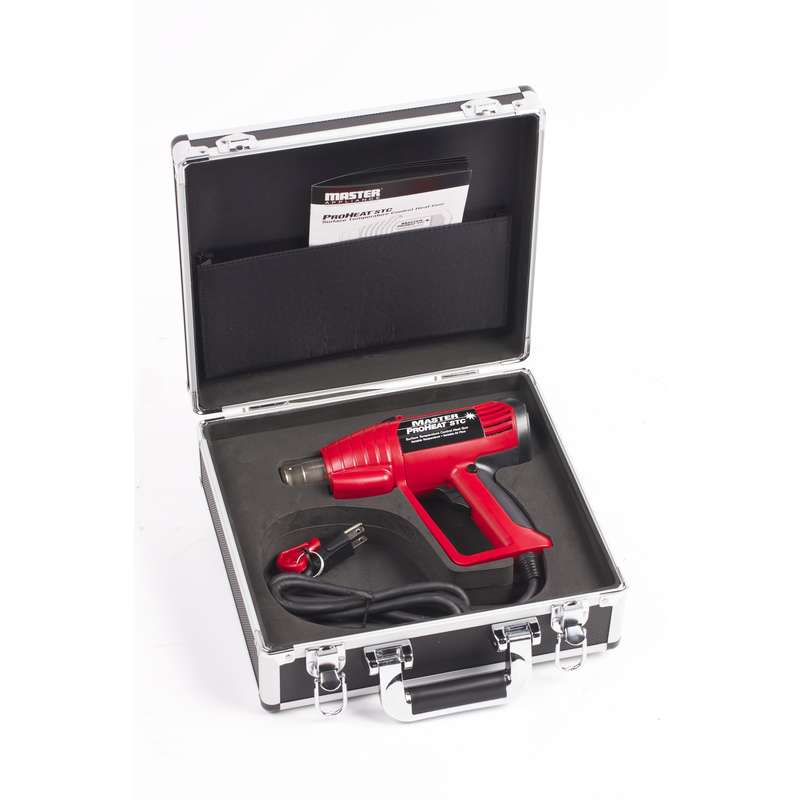 Proheat® 1600 STC™ Surface Temperature Control Heat Gun with Storage/Carrying Case, 120V