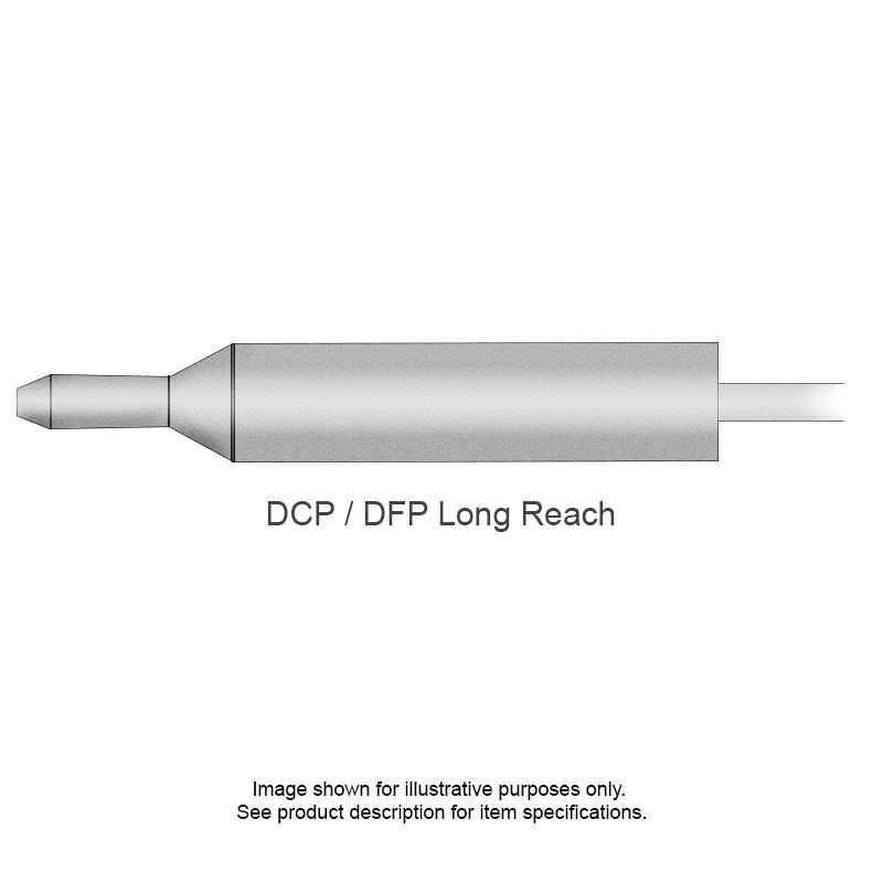 "MFR Long Reach Ceramic Desoldering Tip for MFR-HDS, .041"""