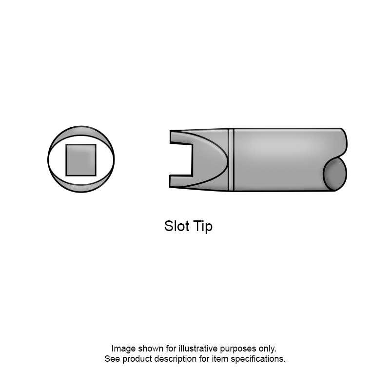SMTC 500 Series Slot Tip Solder Cartridge, Chip 0805, 2.29mm