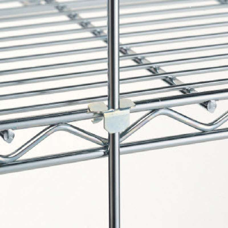 """Rod and 4 Tabs for Metro Wire Shelves, 72"""""""