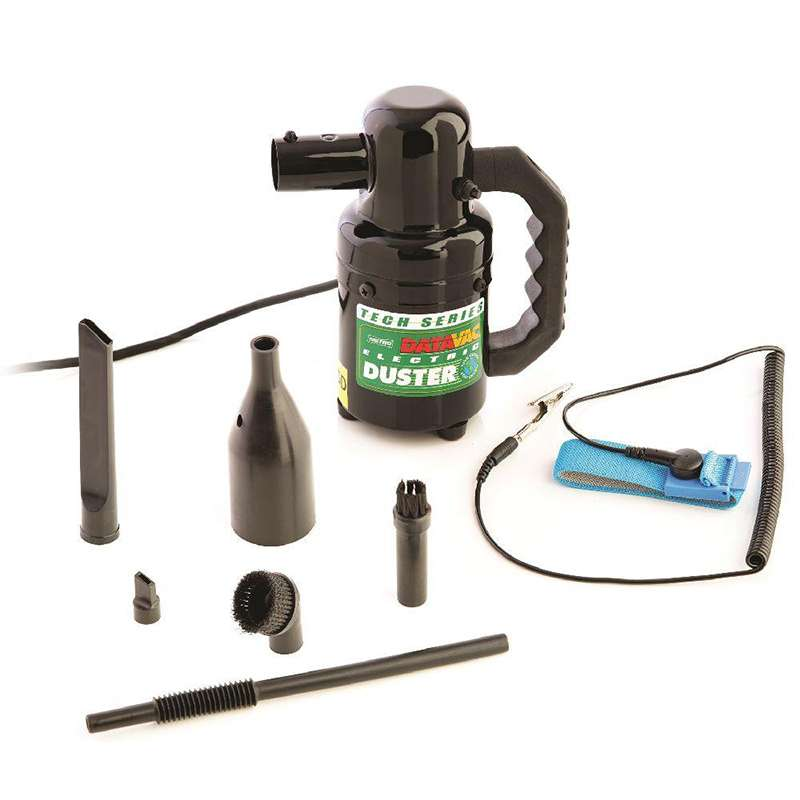 Datavac Electric Duster 500 with Accessories
