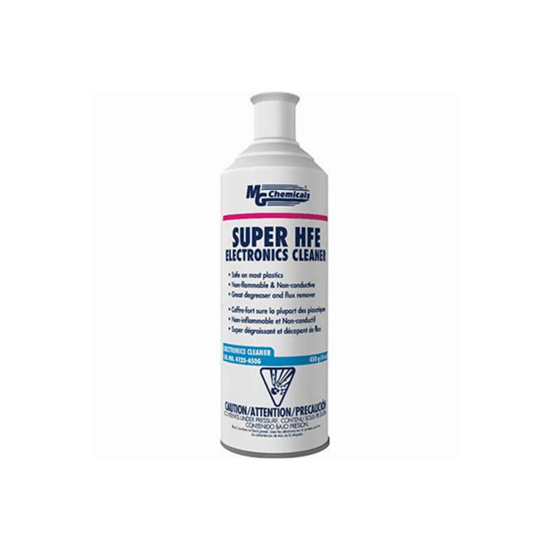 Super HFE Non-Flammable Cleaner Degreaser, 16oz Aerosol