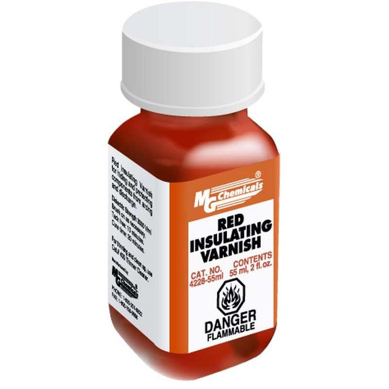 Mg Chemicals 4228 55ml Glpt Insulating Varnish Coating