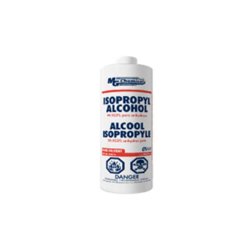 Isopropyl Alcohol, 99.953%, 4 Liter Container