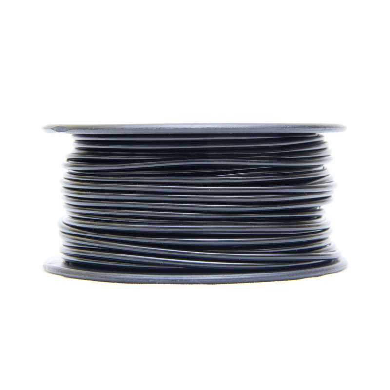 Premium ABS Filament For 3D Printers, 1.75mm, 1kg Spool, Black