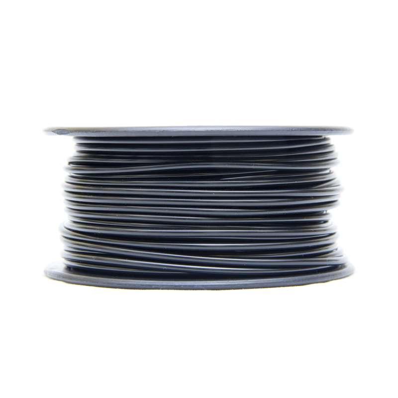Premium ABS Filament For 3D Printers, 1.75mm, 1kg Spool, Black