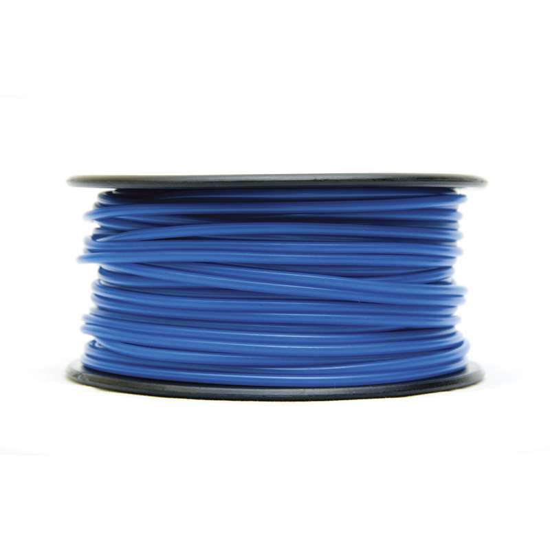 Premium ABS Filament For 3D Printers, 1.75mm, 1kg Spool, Blue