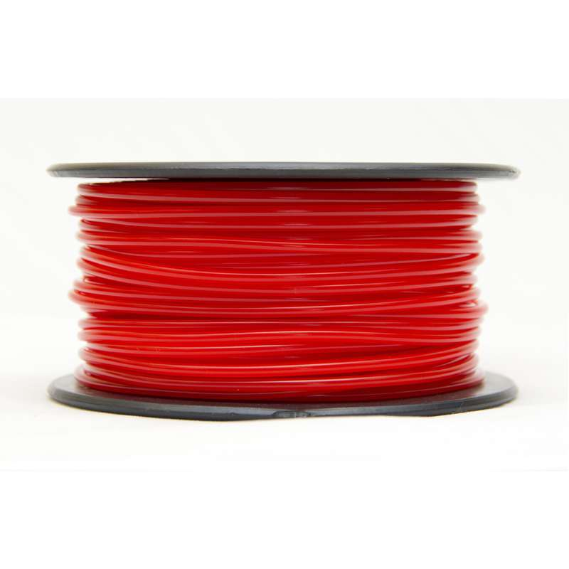 Premium ABS Filament For 3D Printers, 1.75mm, 1kg Spool, Red