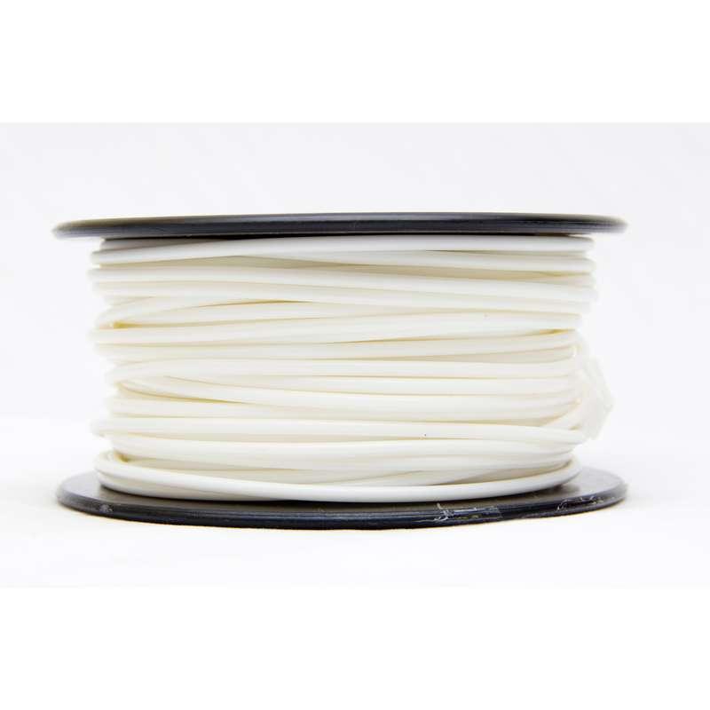Premium ABS Filament For 3D Printers, 1.75mm, 1kg Spool, White