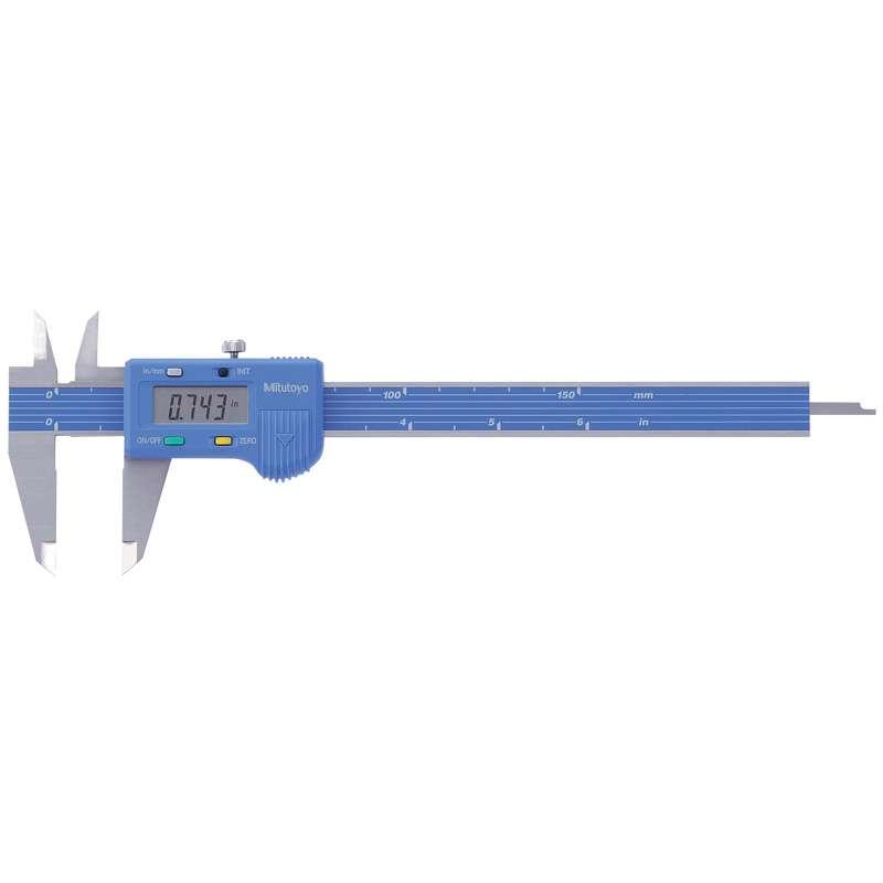 """Series 700 MyCal-Lite DIY Digital Caliper, 0-6"""" Range"""