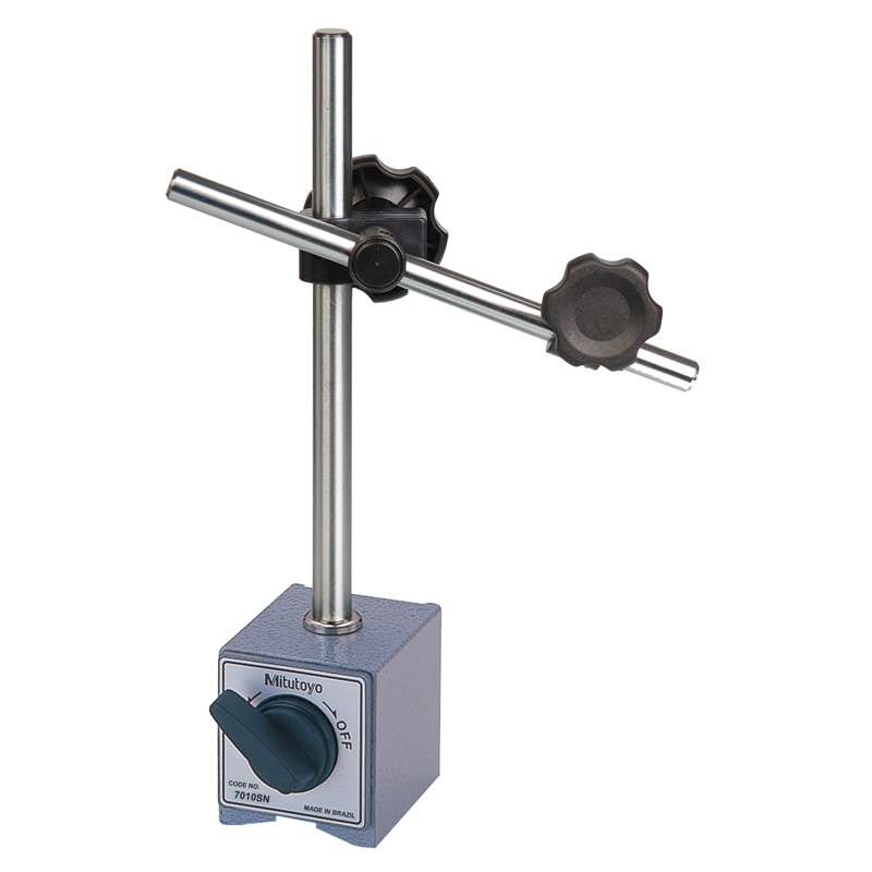 Magnetic Base With Rod And Clamp