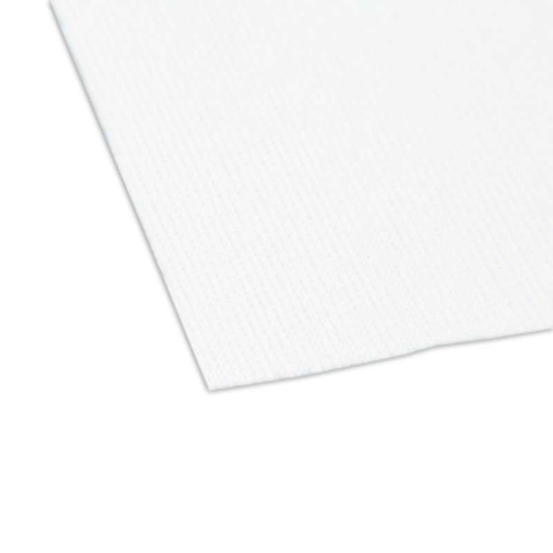 """Cleanroom Disposable Polyester Wipes, 12 x 12"""", White, 450 per Case"""