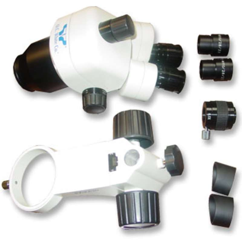 Pro-Zoom Trinocular Kit with PZT-6.5 Pod, 10x Eyepieces, .3x CCD Adapter, Focus Arm