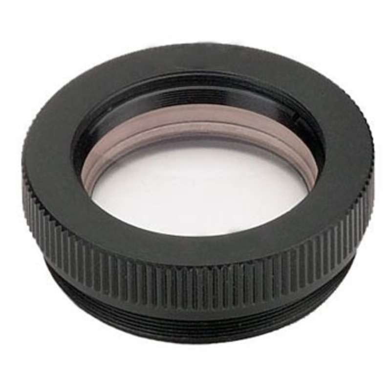 ESD-Safe Stereo-Zoom Clear Lens Shield, 1.0X Magnification