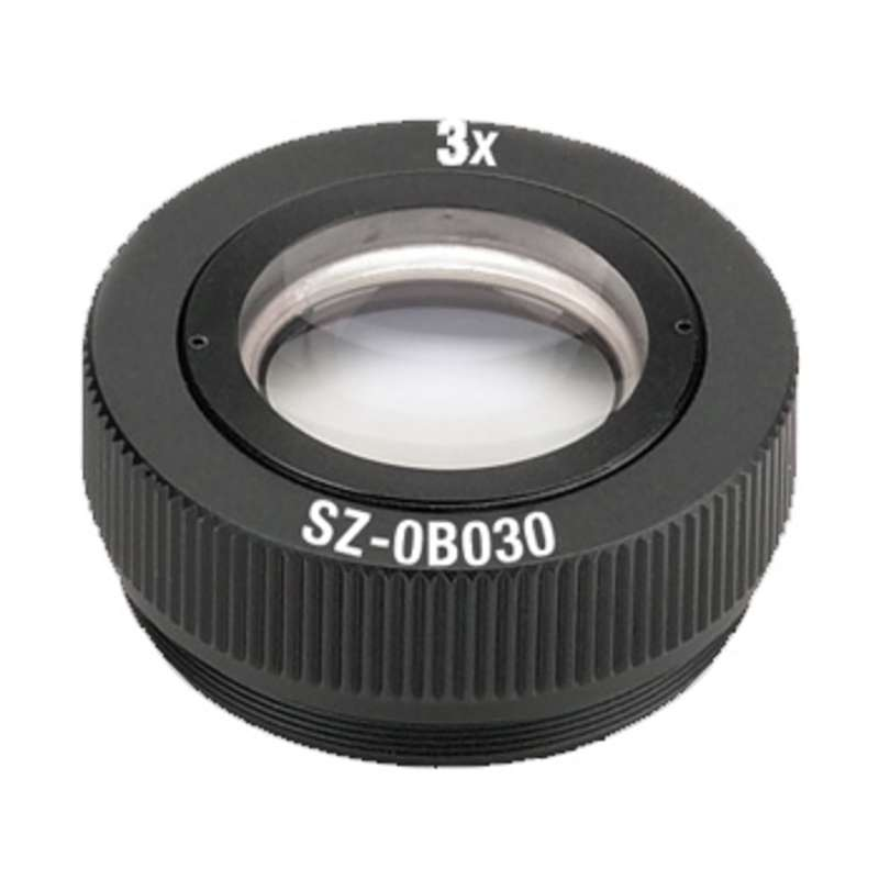 Auxiliary Objective Lens for Prolite Microscopes, 0.3X