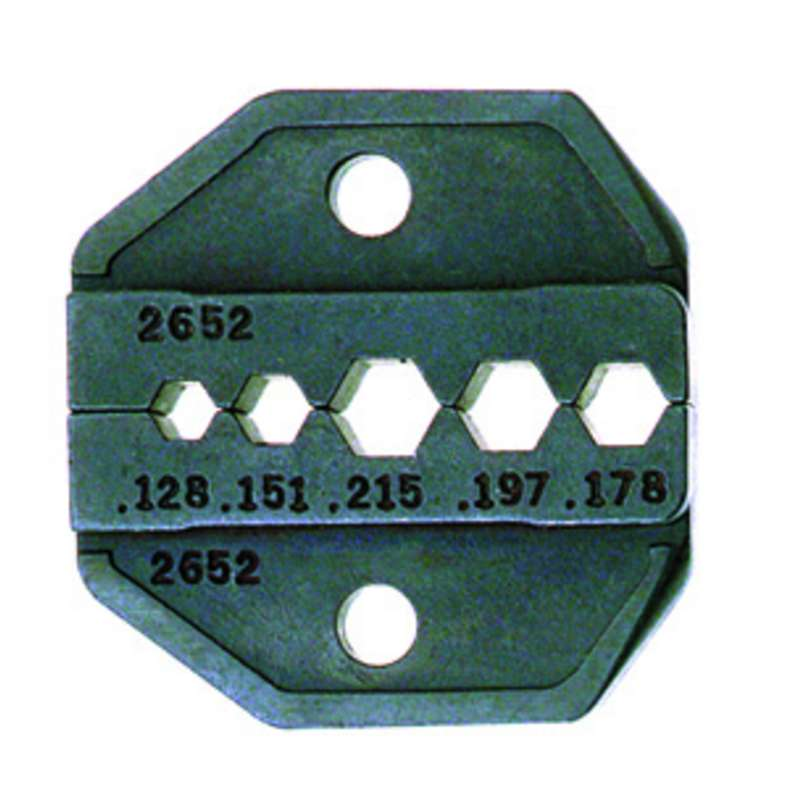 1300 and 8000 Series Die Set for SMA, SMB, SFR, ST, SC Type Fiber Optic Connecto