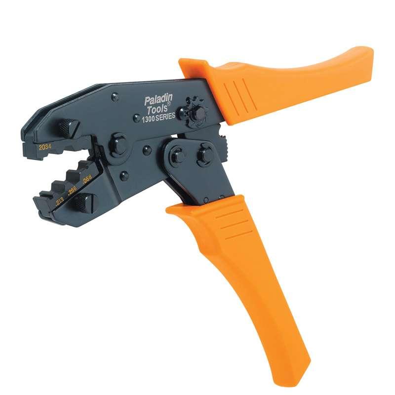 1300 Series Crimper Tool w/Die Set RG58/59 and RG62AU