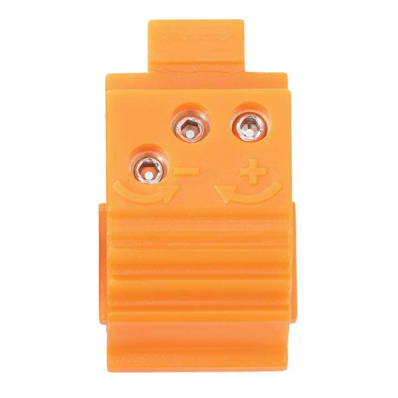 CST Pro Coax Stripper Replacement Blades - Orange Cassette