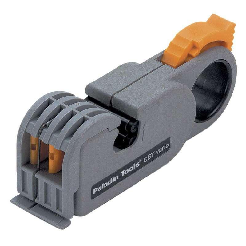 CST Vario Adjustable Blade Coaxial Cable Stripper
