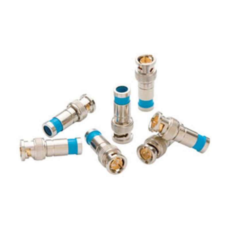 RG59 Compression RCA Connectors, 10 per Pack