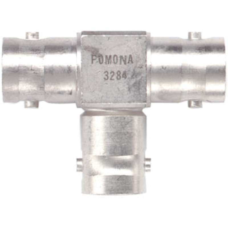 BNC Within Series Adapter (F-F-F)
